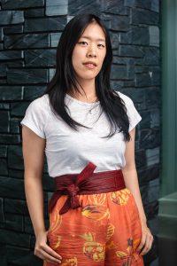 portrait of Lillian Li